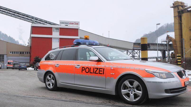Gilet jaune voiture suisse