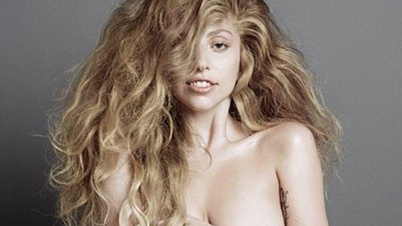 NueUne De Plus Lady Pose Gaga Provocation fbmIY6yv7g
