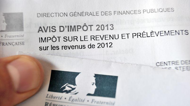 Impot Sur Le Revenu La Suppression Des Avis Papier