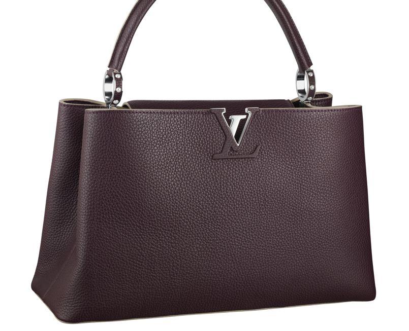 6aaaf0733d Le sac «Capucines» de Vuitton est déjà en rupture de stock
