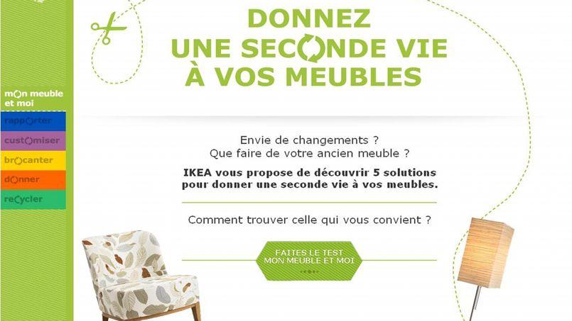 Ses Ikea Reprend Meubles De Nouveaux L'achat Stimuler Anciens Pour OPXZlkuwiT