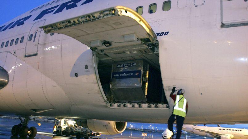 Comment sont contrôlés les bagages qui vont dans les soutes