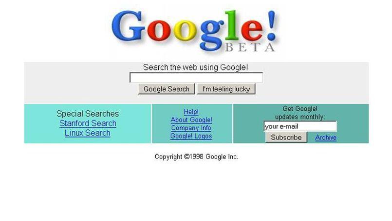 Comment Google Est Devenu Un Geant Du Web En 15 Ans