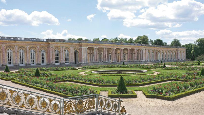 Versailles le jardin secret du roi soleil - Jardin du chateau de versaille ...