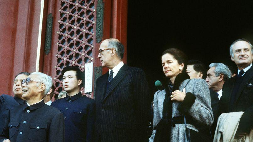 """Résultat de recherche d'images pour """"Valery Giscard D'Estaing et mao photos"""""""