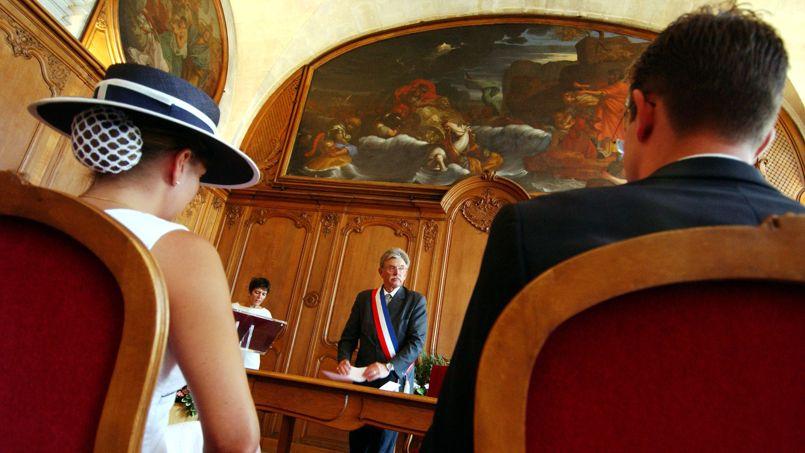 Les Couples Se Marient Mais Preferent Separer Leurs Biens