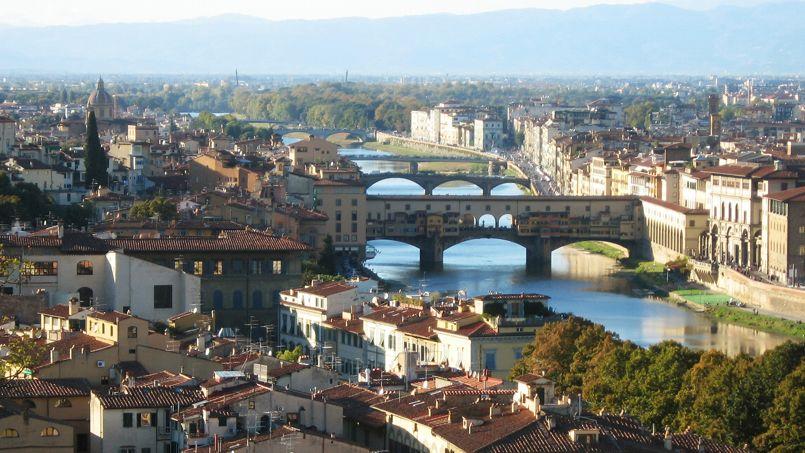 Florence Sur Les Pas De Michel Ange