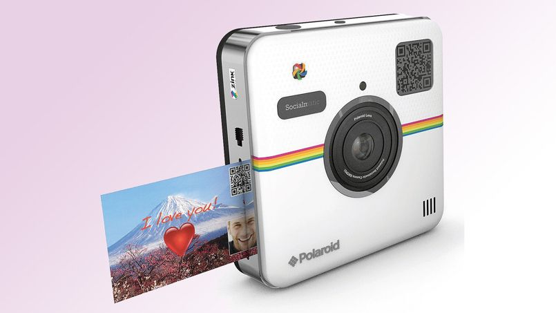 Polaroid Ou Le Retour Dun Appareil Mythique