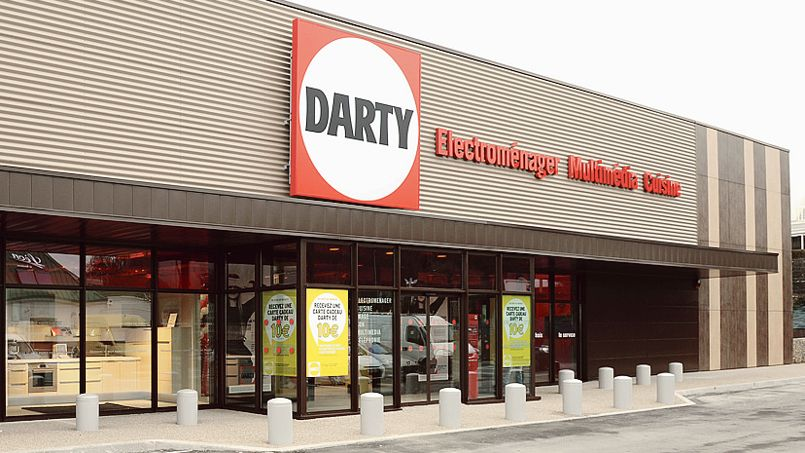Darty Inaugure Jeudi Son Premier Magasin En Franchise En Vendée