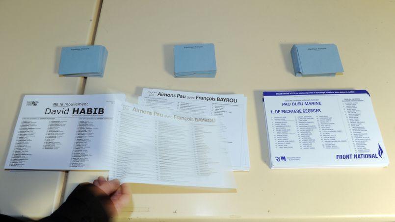 Pourquoi Les Bulletins De Vote Sont Si Grands