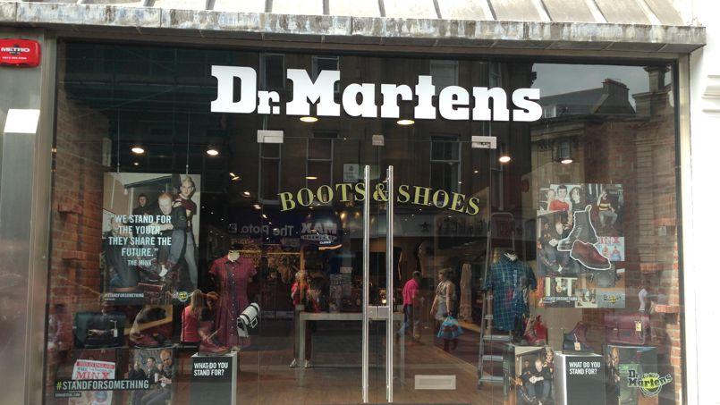 Remember: les Doc Martens Madame Figaro