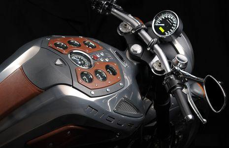 marque de moto de luxe