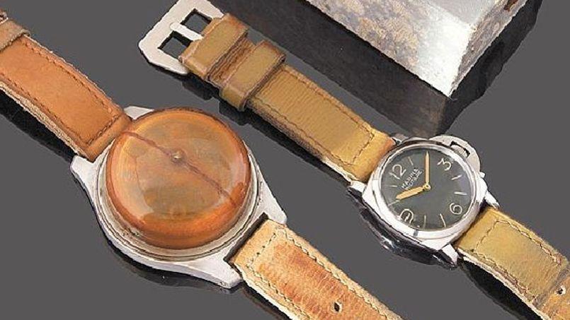 véritable chaussures pour pas cher acheter réel Des montres militaires cultes aux enchères