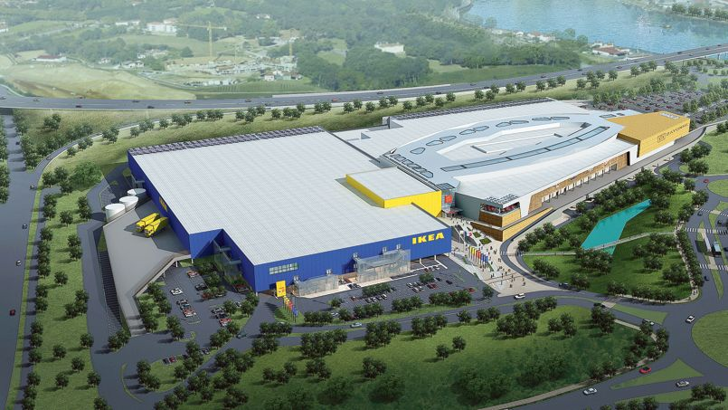 Ikea Mise Sur Ses Centres Commerciaux