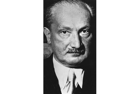 Martin Heidegger : une pensée encore occultée par la polémique.