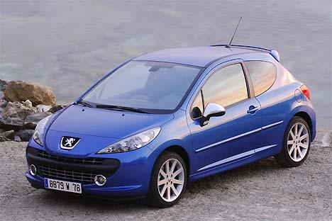 Peugeot 207RC, et le coeur bat plus fort