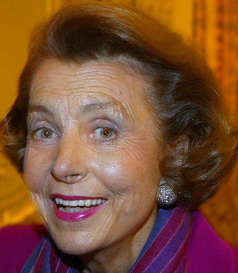 Liliane Bettencour net worth