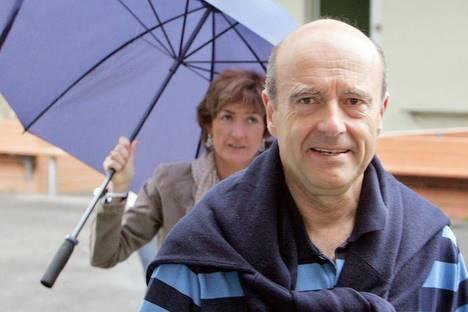 Alain Juppé fend l'armure