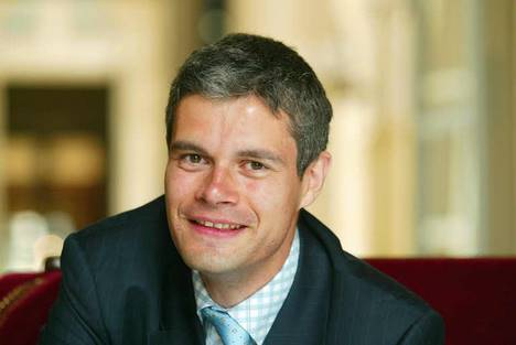 Porte parole laurent wauquiez for Porte parole