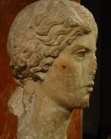 Buste d'Agrippine.
