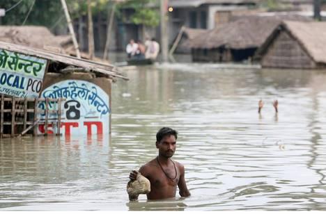 L'Inde s'inquiète d'une élévation anormale du niveau de la mer depuis 2004