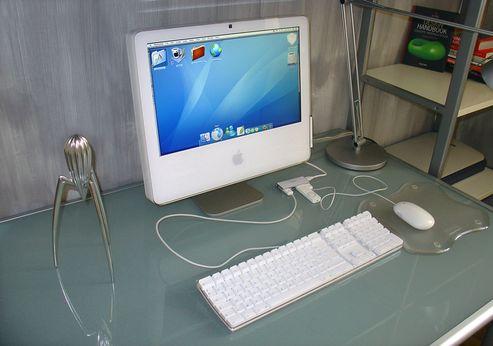 ordinateur de bureau apple apple imac ordinateur de bureau 27 intel core i5 1 to 4096 mo apple. Black Bedroom Furniture Sets. Home Design Ideas