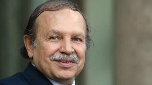 Abdelaziz Bouteflika. (Le Figaro/Soriano)
