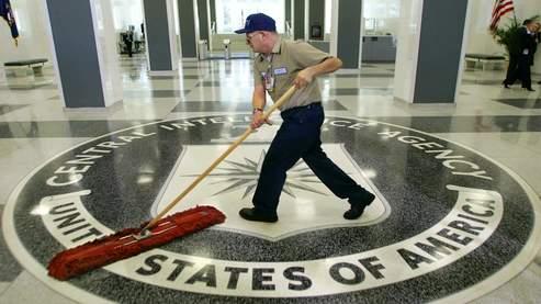 Le siège de la CIA à Langley aux Etats-Unis.