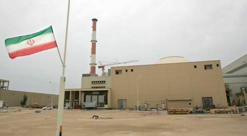 La centrale iranienne de Bouchehr, démarrée en 1979, est toujours en chantier. Les livraisons russes devraient permettre une entrée en fonction dès 2008.