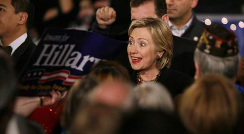 Hillary Clinton, candidateaux inquiétantes vertus