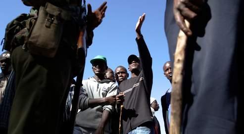 Malgré l'échec de la mobilisation à Nairobi et le dispositif militaire, la détermination des fidèles de Raila Odinga ne semble pas entamée.