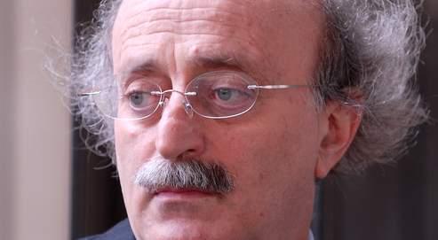 «Le Hezbollah défend de façon acharnée le régime syrien et l'expansionnisme iranien», dénonce Walid Joumblatt.
