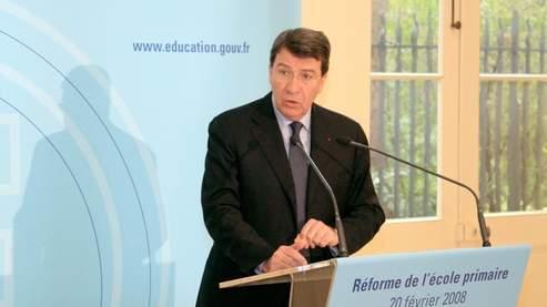 Xavier Darcos (AFP)