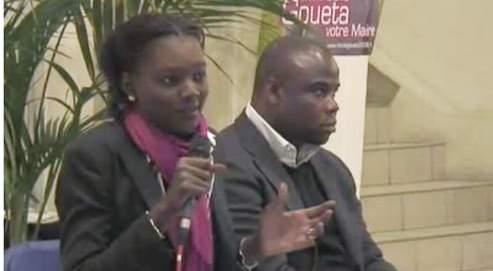 Françoise de Panafieu traitant Bertrand Delanoë de «Tocard» et Rama Yade (photo) taxant la gauche de racisme tournent en boucle sur la Toile.