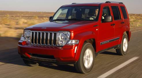 Jeep Cherokee : un indien dans la ville