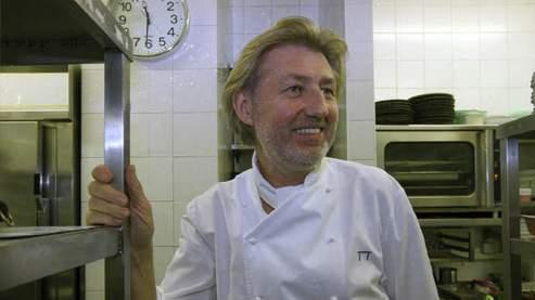 Le cuisinier Pierre Gagnaire a remporté le plus de suffrages.