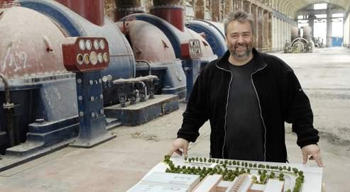 Luc Besson lance sa Cité du cinéma