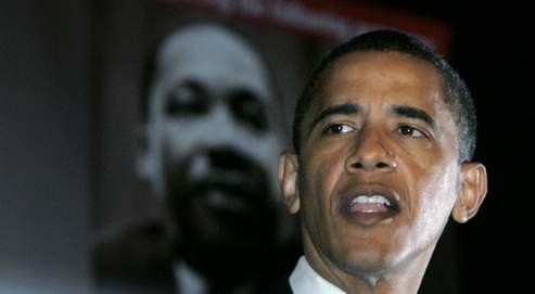Les sympathisants de Barack Obama se sont réapproprié le flambeau du Dr. King, le martyr américain de la cause des Noirs.