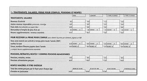 Revenus abattement retraite foyer fiscal - Plafond revenu fiscal de reference ...