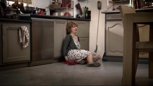 nouvelle campagne choc pour la s curit routi re un grand bonjour de la part de mouton fou. Black Bedroom Furniture Sets. Home Design Ideas