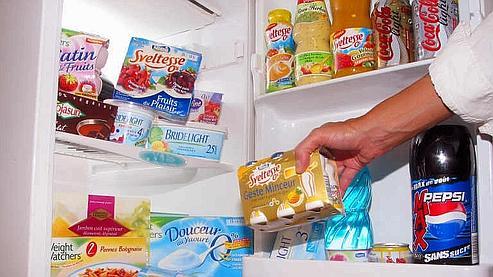 Les messages apposés sur les produits alimentaires sont passés au crible. (Photo Paul Delort/ Le Figaro)