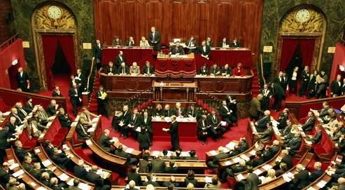 Le 7 juillet prochain au Congrès de Versailles (ici en février 2007), l'adoption du texte, qui requiert les trois cinquièmes des suffrages exprimés, devrait se jouer à quelques voix près.