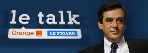 Lundi 18h : François Fillon <br/>en direct sur lefigaro.fr<br/>