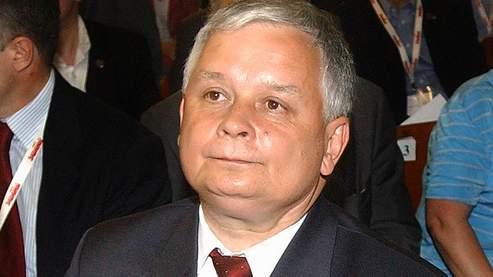 Lech Kaczynski (photo AP)