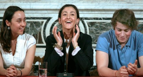 Ingrid Betancourt libérée 20080702PHOWWW00306