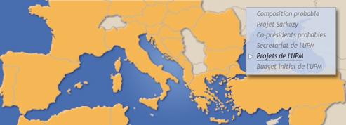 Union pour la Méditerranée, mode d'emploi<br/>