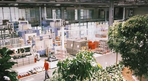 Ferrari r ve de cr er une usine village mod le for Entreprise espace vert 78