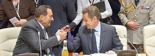 Nicolas Sarkozy célèbre la nouvelle alliance Nord-Sud<br/>