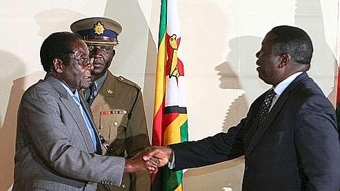 Zimbabwe: Un titre honorifique mais sans réel pouvoir pour l'opposition 05dd673a-573b-11dd-bb13-5a94c238c8df