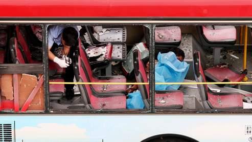 «Les gens sont très secoués. Ca a créé un choc, que ce genre de chose puisse se passer ici, à Kunming», a confié un employé d'hôtel.